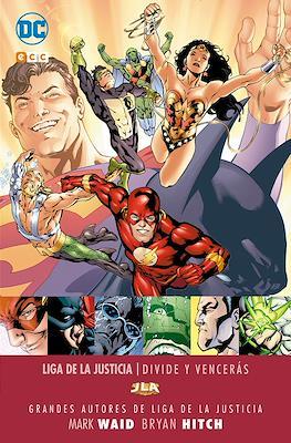 Grandes Autores de Liga de la Justicia: Mark Waid #3