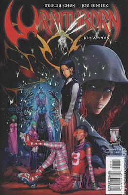 Wraithborn (Grapa) #2