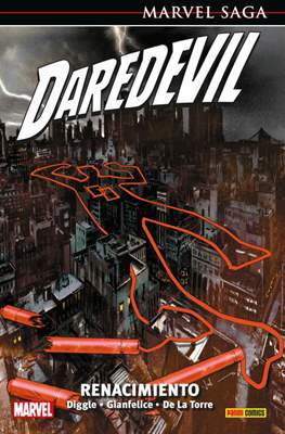 Marvel Saga: Daredevil (Cartoné) #24
