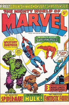 The Mighty World of Marvel / Marvel Comic / Marvel Superheroes