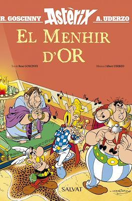 Astèrix El Menhir d'Or (Cartoné) #