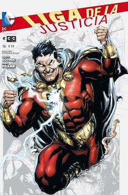 Liga de la Justicia (Grapa) #13