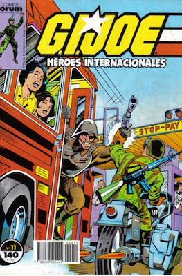 Comando G.I.Joe (Grapa. 19x27. 32 páginas. Color.) #11