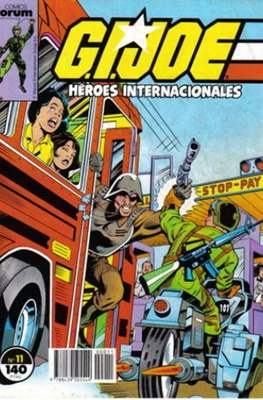 Comando G.I.Joe (Grapa 32 pp) #11