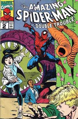 The Amazing Spider-Man: Drug Free Canada (Comic-book) #2