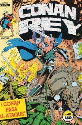 Conan Rey #40