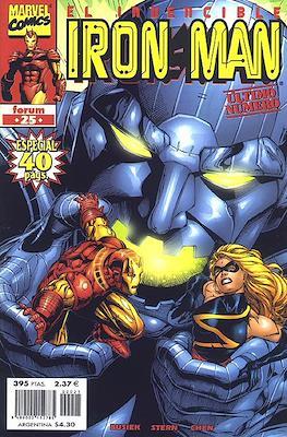 Iron Man Vol. 4 (1998-2000) (Grapa 24 pp) #25