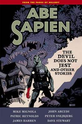Abe Sapien (Softcover) #2