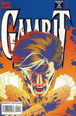 Gambit (Comic Book) #4
