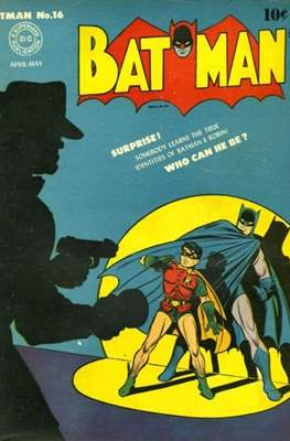 Batman Vol. 1 (1940-2011) (Comic Book) #16