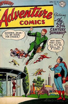 New Comics / New Adventure Comics / Adventure Comics (1935-1983 ; 2009-2011) (Comic Book) #187