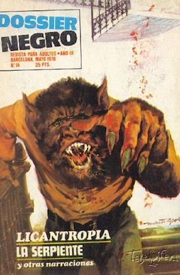 Dossier Negro (Rústica y grapa [1968 - 1988]) #14