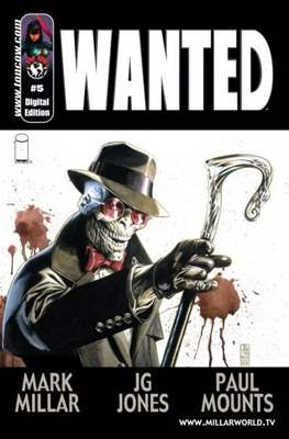 Wanted (Digital) #5