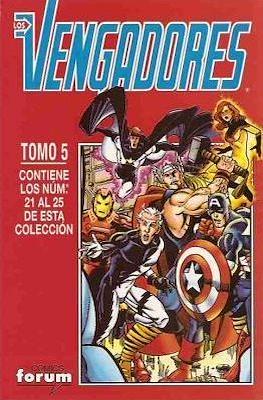 Los Vengadores Vol. 3 (Retapado. 1998-2005) #5