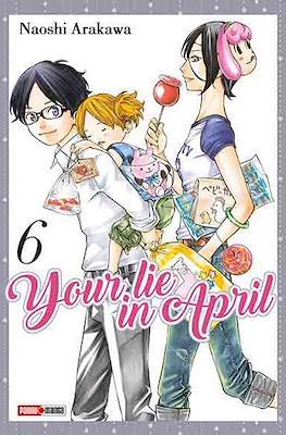 Your Lie in April (Rústica) #6