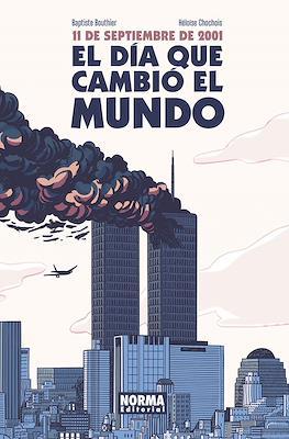 11 de Septiembre de 2001: El día que cambió el mundo (Cartoné 144 pp)