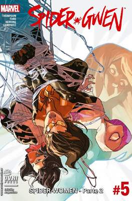 Spider-Gwen Vol. 2 #5