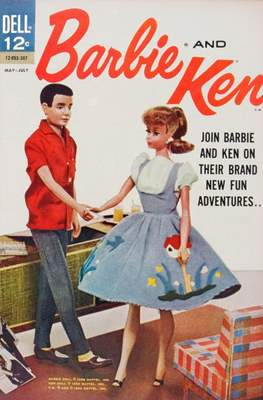 Barbie and Ken (Comic Book) #3