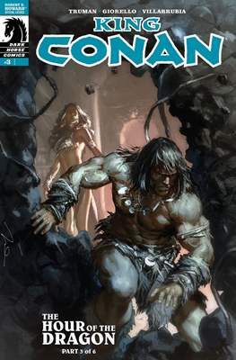 King Conan: Hour of the Dragon (32 páginas) #3