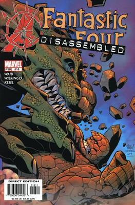 Fantastic Four Vol. 3 (Comic Book) #518