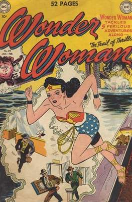 Wonder Woman Vol.1 (1942-1986; 2020-) (Comic Book) #39