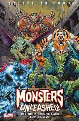 Monsters Unleashed! 100% Marvel