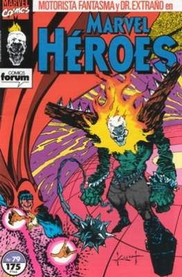 Marvel Héroes (Grapa 32 pp) #79