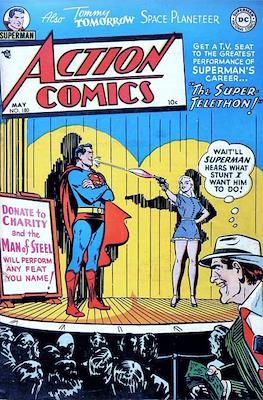 Action Comics Vol. 1 (1938-2011; 2016-) (Comic Book) #180