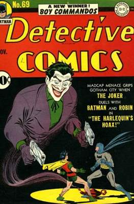 Detective Comics Vol. 1 (1937-2011; 2016-) (Comic Book) #69