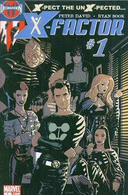 X-Factor Vol 3 (Hardcover) #1
