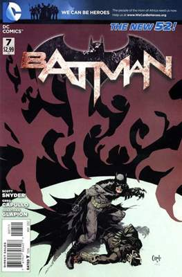 Batman Vol. 2 (2011-2016) (Comic Book) #7