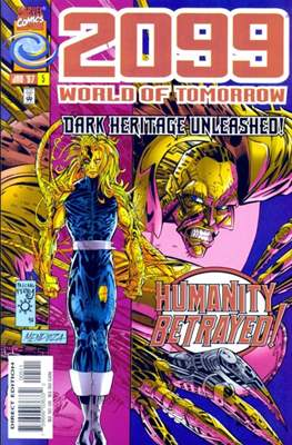 2099: World of Tomorrow Vol 1 #5