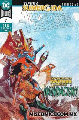 Justice League: New Justice (2019-) (Grapa) #7