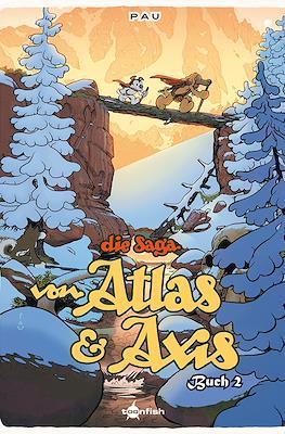 Die Saga von Atlas & Axis (Hardcover) #2