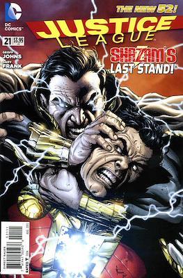 Justice League Vol. 2 (2011-2016) (Comic-Book) #21