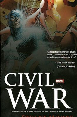 Civil War - Marvel Novela