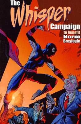 The Whisper - Campaign to benefit Norm Breyfogle
