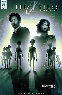 The X Files: Season 11 (Comic Book) #8