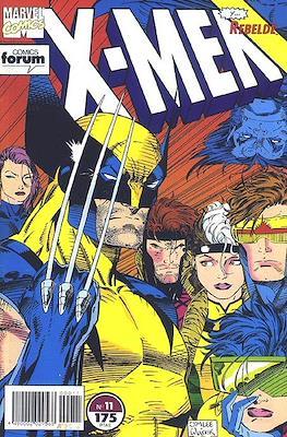 X-Men Vol. 1 (1992-1995) (Grapa 32 pp) #11