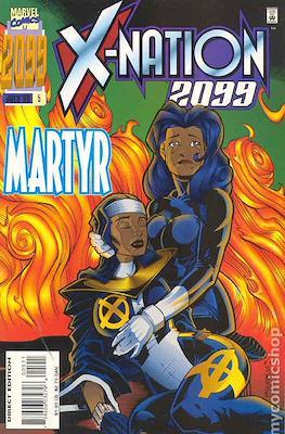 X-Nation 2099 (Comic Book) #5