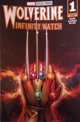 Wolverine Infinity Watch (Grapa) #1