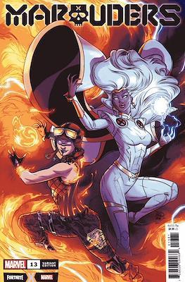Marauders (Variant Cover) #13