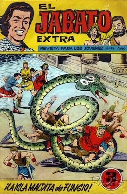 El Jabato extra (Grapa,) #32