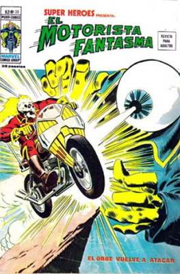 Super Héroes Vol. 2 #35