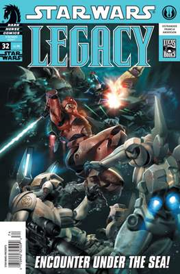 Star Wars: Legacy (Digital) #32