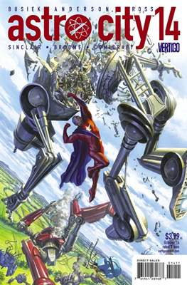 Astro City (Comic Book) #14
