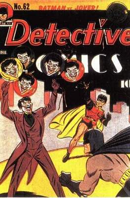 Detective Comics Vol. 1 (1937-2011; 2016-) (Comic Book) #62