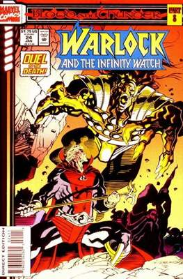Warlock and the Infinity Watch (Comic-Book) #24