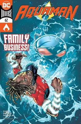 Aquaman Vol. 8 (2016-2021) #62