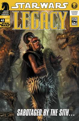 Star Wars: Legacy (Digital) #45